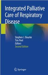 Cover Integrated Palliative Care of Respiratory Disease