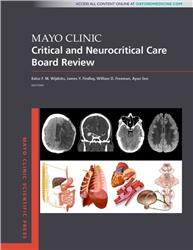 Cover Mayo Clinic Critical and Neurocritical Care Board Review