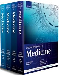 Cover Oxford Textbook of Medicine