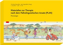 Cover Therapiematerial Phonologie