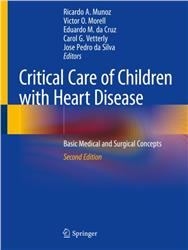 Cover Critical Care of Children with Heart Disease
