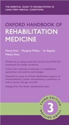 Cover Oxford Handbook of Medical Rehabilitation