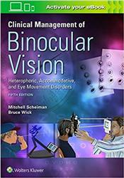 Cover Clinical Management of Binocular Vision