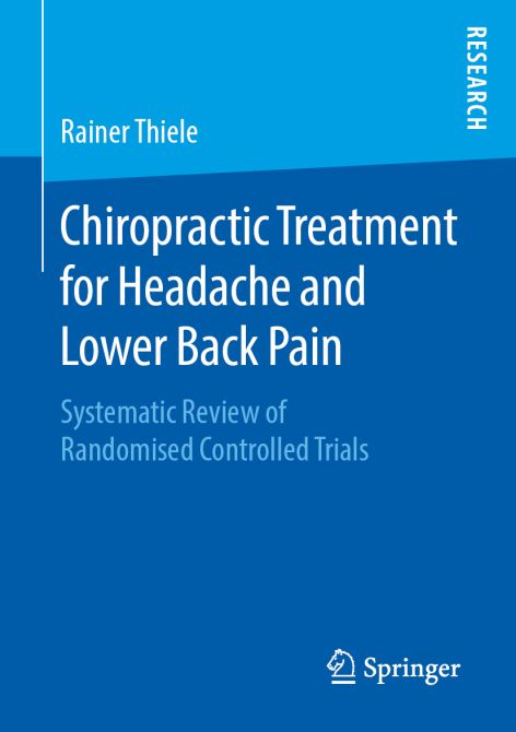Chiropractic Treatment for Headache and Lower Back Pain