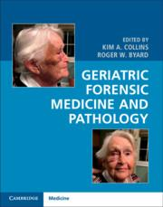 Cover Geriatric Forensic Medicine and Pathology