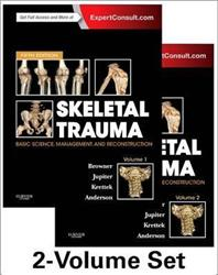 Cover Skeletal Trauma (2-Volume) and Green's Skeletal Trauma in Children Package