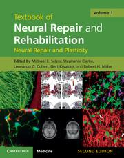 Cover Textbook of Neural Repair and Rehabilitation
