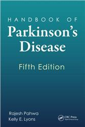 Cover Handbook of Parkinson's Disease