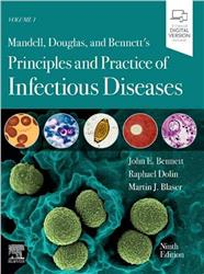 Cover Principles and Practice of Infectious Diseases