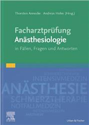Cover Facharztprüfung Anästhesiologie
