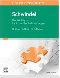 Cover Elsevier Essentials Schwindel
