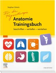 Cover Physiotherapie Anatomie Trainingsbuch