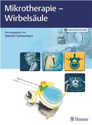 Cover Mikrotherapie - Wirbelsäule