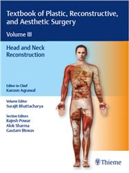 Cover Textbook of Plastic, Reconstructive, and Aesthetic Surgery