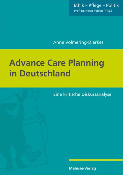 Advance Care Planning in Deutschland
