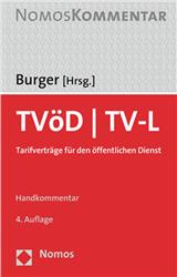 Cover TVöD - TV-L