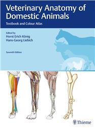 Cover Veterinary Anatomy of Domestic Animals