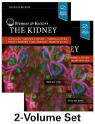 Cover Brenner and Rectors the Kidney, 2-Volume Set