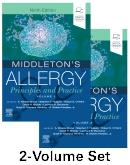 Middletons Allergy 2-Volume Set: Principles and Practice