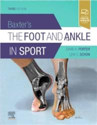 Cover Baxters the Foot and Ankle in Sport