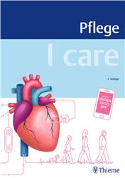 Cover I care Pflege