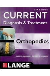 Cover Current Diagnosis & Treatment in Orthopedics