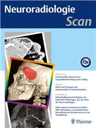 Cover Neuroradiologie Scan