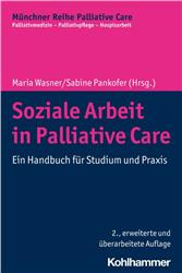Cover Soziale Arbeit in Palliative Care