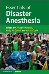 Cover Essentials of Disaster Anesthesia