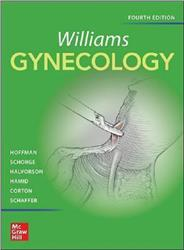 Cover Williams Gynecology