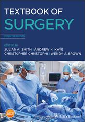 Cover Textbook of Surgery