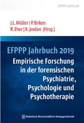 Cover EFPPP Jahrbuch 2019