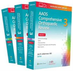 Cover AAOS Comprehensive Orthopaedic Review 3