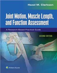 Cover Joint Motion and Function Assessment