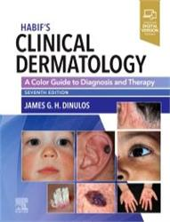 Cover Habifs Clinical Dermatology: A Color Guide to Diagnosis and Therapy