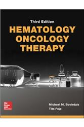 Cover Hematology-Oncology Therapy, 3rd Edition
