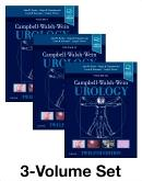Cover Campbell Walsh Wein Urology: 3-Volume Set