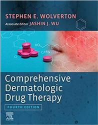 Cover Comprehensive Dermatologic Drug Therapy