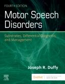 Cover Motor Speech Disorders