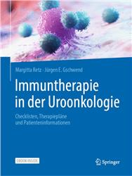 Cover Immuntherapie in der Uroonkologie