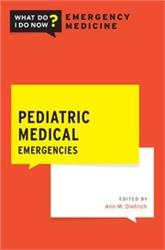 Cover Pediatric Medical Emergencies