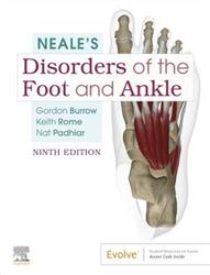 Cover Neale's Disorders of the Foot and Ankle