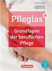 Cover Pflegias - Band 1