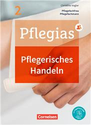 Cover Pflegias - Band 2