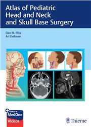 Cover Atlas of Pediatric Head & Neck and Skull Base Surgery