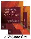 Cover Textbook of Natural Medicine - 2-Volume Set