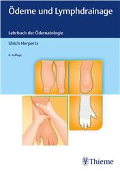 Cover Ödeme und Lymphdrainage