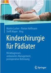 Cover Kinderchirurgie für Pädiater