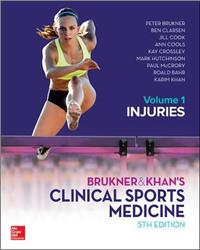 Cover Brukner and Khans Clinical Sports Medicine Injuries, Volume 1