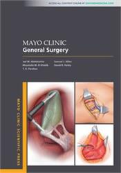 Cover Mayo Clinic General Surgery